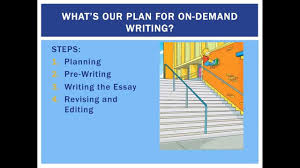 on demand writing on demand writing