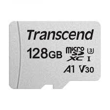 Mã ELMS05 giảm 5% đơn 300k]Thẻ nhớ Micro SD 128GB Transcend TS128GUSD300S-A  - Thẻ nhớ máy ảnh