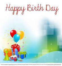 Free Birthday Backgrounds Free Birthday Backgrounds Clipart And Vector Graphics