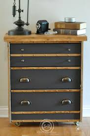 ikea industrial furniture. 9 ikea rast dresser hacks ikea industrial furniture h