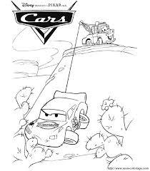 Colorare Cars Disegno Cars 3