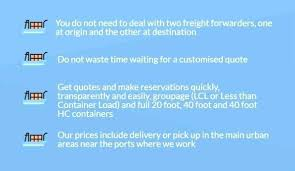 Freight Shipping Quote Magnificent Freight Shipping Quote With Benefits Of Our Door To Door Service To