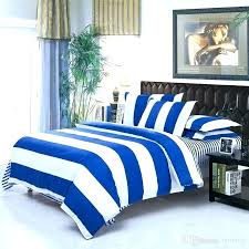 striped bed sheets blue and white striped quilt stripe twin bedding set bed linen cotton sheets