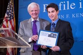 winning essay by ben wolman john f kennedy presidential ben wolman first place winner of the 2014 profile in courage essay contest