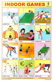 Indian School Posters Indoor Games For Kids Indoor Games