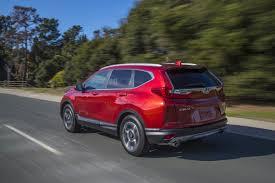 2018 Honda CR-V Arrives at dealerships. Starts at (MSRP) of $24,150