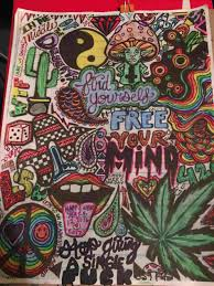 Cool Trippy Things To Draw