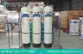 Sơ đồ, Cấu tạo và nguyên lý hoạt động của máy lọc nước công nghiệp