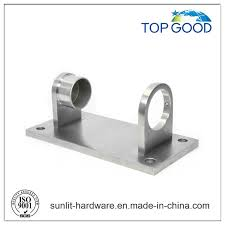 china stainless steel wall mounting bracket pipe holder for railings china wall mount bracket stainless steel