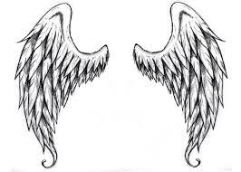 тату крылья фото фото декупаж эскиз тату крылья и идеи для