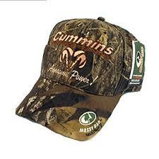 dodge cummins logo camo. dodge cummins awesome power mossy oak camo baseball cap hat logo