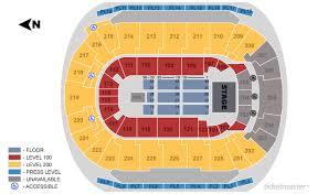 Saddledome Hockey Seating Chart 2019