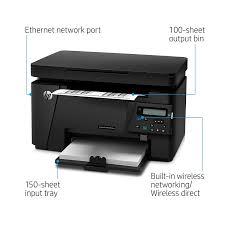 Amazon Com Hp Laserjet Pro M125nw All In One Wireless Laser