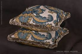 lee jofa renaissance french tapestry decorative pillows