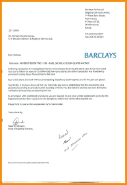 Sample Disciplinary Letter Warning Format Template For