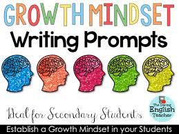 the daring english teacher growth mindset writing prompts growth mindset writing prompts