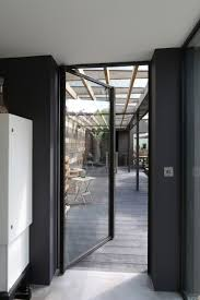 building glass door. even with this key lock we do not recommend that the vitra pivot be used as a front door or main access door. building glass