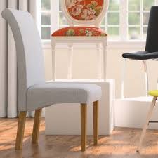 may upholstered dining chair by all home