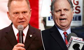 Turnout model has Alabama Senate race all tied up | Daily Mail Online