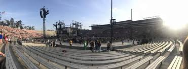 Rose Bowl Section 10 L Row 1 Seat 7 Taylor Swift Tour
