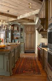 Of Rustic Kitchens 1000 Ideas About Rustic Kitchens On Pinterest Rustic Kitchen For