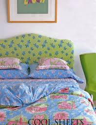 lilly pulitzer s bedding by dan river palm beach toile duvet cover headboard fabric is