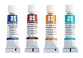 Art Spectrum Colour Chart Art Spectrum Watercolours