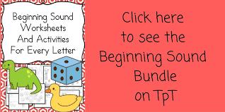 18 Free Beginning Sound A Letter Worksheets for easy download