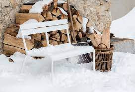 how to pamper your garden furniture