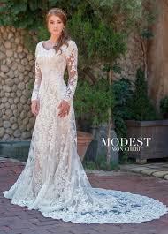 Martin Thornburg Bridal Tr11838 Modest Bridal By Mon Cheri