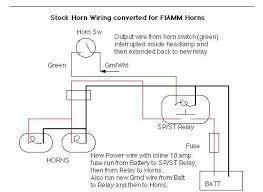 sabre magna faq v1 1 horn relay schematic