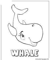 Small Picture whale with big cute eyes Coloring pages Printable