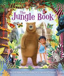 the jungle book 9781499880052 hr