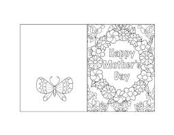 This free set comes with three mother's day cards—two colored and one that can be filled in by your little ones (perhaps to surprise grandma). Free Printable Mother S Day Cards Crafts The Artisan Life