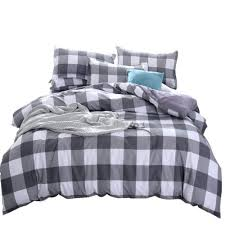 details about tealp pink buffalo plaid bedding 3 piece duvet cover set zipper closure twin