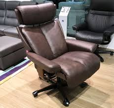 office recliner chairs. Top 59 Great Swivel Recliner Chairs Reclining Computer Chair Office Work With Footrest Flair R