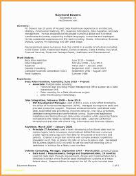 Latest Resume Format Sample Lovely Great Resume Format In Word
