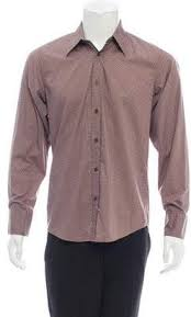 Patterned Button Up Shirts Delectable Printed Button Up Shirt With Pattern ShopStyle