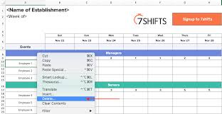 Employee Shift Shift Schedules The Ultimate How To Guide 7shifts