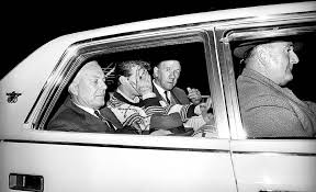 over wally mellish is ed by police following the infamous eight day that put mellish