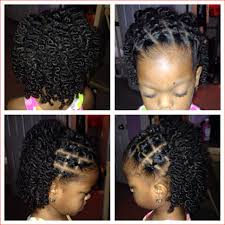 Pull the first rubber line. 4c Natural Hairstyles With Rubber Bands Hairstyle Directory