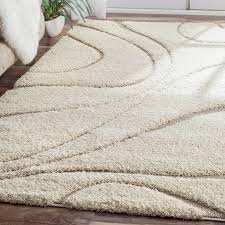 modern area rugs allmodern inside cream colored area rugs prepare