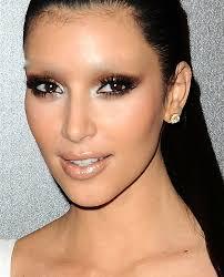 kim kardasian false madame madeline brows
