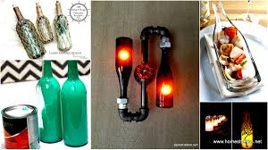 Wine Bottles Decoration Ideas 100 Extreme Ways to Upcycle Old Wine Bottles How To Minute 93
