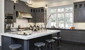 charcoal grey kitchen cabinets. Wonderful Kitchen View In Gallery Charcoal Gray Is A Popular Choice Contemporary Kitchens  Design Jules Art Of Living And Grey Kitchen Cabinets G