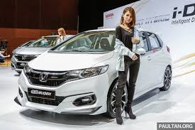new car release in malaysia 20132017 Honda Jazz facelift launched in Malaysia  15L and Sport