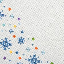 Fuzzy Fox Designs 9 Winter Cross Stitch Patterns