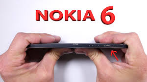 nokia 6. nokia 6 durability test - scratch, burn, and bend tested