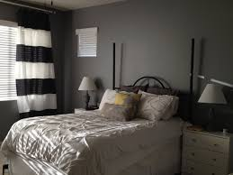 grey bedroom fitted
