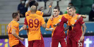 Giresun'da olaylı maç! Galatasaray, Giresunspor'u 2 - 0 mağlup etti